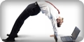 Flexibile man