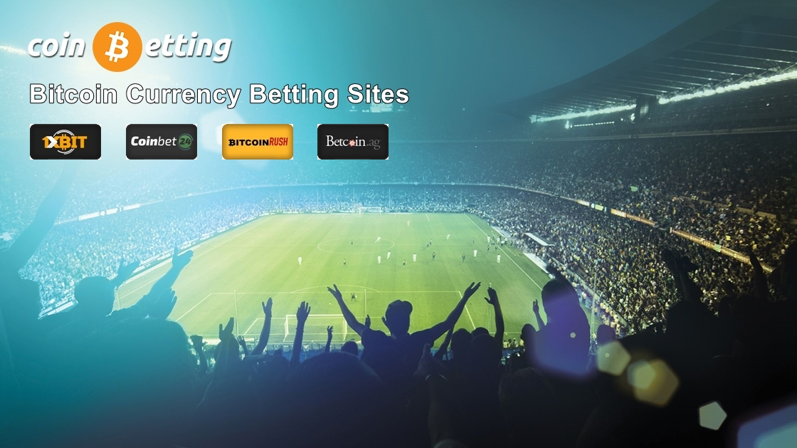 betting websites with bitcoin currency option