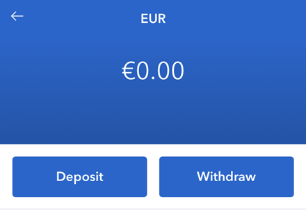 coinbase euro withdrawals