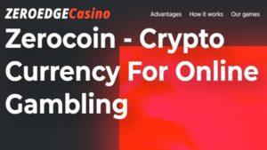 zeroedge casino ico page