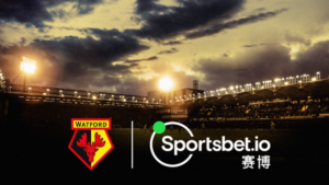 Watford FC & Sportsbet.io