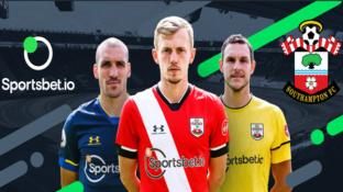 Sportsbet.io Becomes The Shirt Sponsor of Southampton FC
