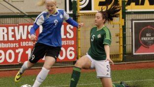Estonia's Under 19 Women National Team